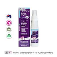 Xịt dưỡng chuyên cho da khô ngứa, eczema, vẩy nến, viêm da Hope's Relief (90ml)