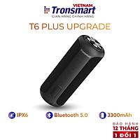 Loa Bluetooth 5.0 Tronsmart Element T6 Plus/ T6 Plus Upgraded - 360 độ - Hàng chính hãng