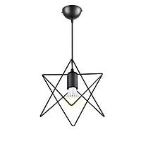 Đèn thả hình sao khung sắt tĩnh điện - Tặng kèm bóng LED chuyên dụng