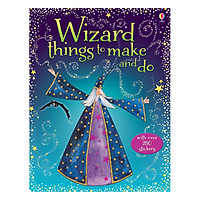 Usborne Wizard things to make and do