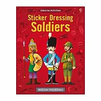 Sách tiếng Anh - Usborne Sticker Soldiers