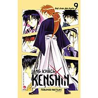 Lãng Khách Kenshin : Đặt Chân Đến Kyoto - Tập 9