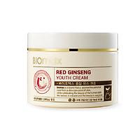 Kem dưỡng da thảo dược hồng sâm và nhung hươu (Hàn Quốc) Welcos biomax red ginseng youth cream 100ml