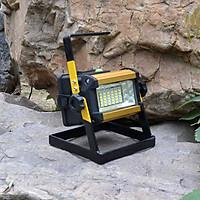 Đèn 36 led siêu sáng sạc điện W807 ( Công suất 50W )