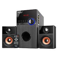 Loa Vi Tính Soundmax A-2123/2.1 Tích Hợp Bluetooth 4.0 (60W) - Hàng Chính Hãng