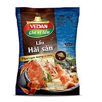 Gia vị lẩu hải sản Vedan 60g