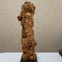 Tượng gỗ phong thủy Ông - cụ Thọ