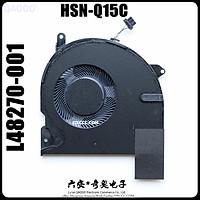 L48270-001 LAPTOP CPU COOLING FAN FOR HP ProBook 440 G6 / 445 G6 / 440 G7 / HSN-Q15C / HSN-Q17C CPU COOLING FAN