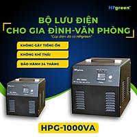 Bộ nguồn điện dự phòng HPGREEN nhập khẩu chính hãng thay thế cho máy phát điện mini, bộ lưu điện UPS