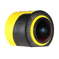 Ống Kính Mắt Cá Toàn Cảnh Detu Wifi Cho Kính Thực Tế Ảo VR/ Camera DVR (1080P) (30FPS) (8MP)