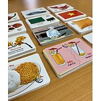 Bộ Thẻ Học Thông Minh thế giới xung quanh Flashcards Cho Bé bộ 416 Thẻ Học với 16 chủ đề