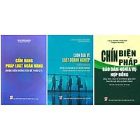 Combo 3 cuốn sách của tác giả Ls Trương Thanh Đức