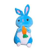 Gấu bông chú thỏ ôm cà rốt dễ thương size 50cm