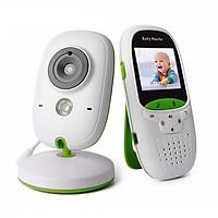 Camera quan sát trẻ em truyền không dây Aturos VB602 (kèm màn hình 2.0 inches, đa ngôn ngữ, pin khỏe) - Hàng nhập khẩu
