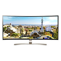 Màn Hình Gaming Cong LG 38UC99-W UltraWide 38inch QHD+ 1ms 75Hz FreeSync IPS - Hàng Chính Hãng