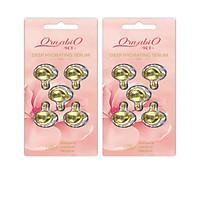 Combo 2 Serum dưỡng ẩm da mặt, làm trắng và phục hồi da Ornabio