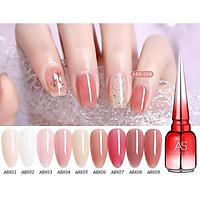 Sơn As nhọn ABX thạch hồng chất sơn đặc mịn, chuẩn màu