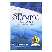 Sách: Luyện Thi Olympic Toán Quốc Tế 1 - Tổng hợp đề thi Toán cho trẻ 7-8 tuổi