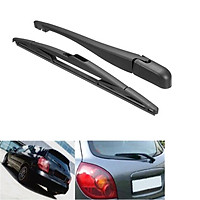 Auto Windscreen Blade Car Replacement Parts Rear Wiper Arm Blade Blades Back Window Wipers Arm for Nissan Almera N16 HB