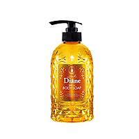 Sữa tắm tinh dầu Moist Diane Oil in Body Soap Citrus Bouquet 500ml (Dành cho mọi loại da) _Hương cam quýt