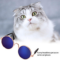 Cat Glasses Dog Glasses Pet Products Eye Wear Dog Sunglasses Photo Props Toys