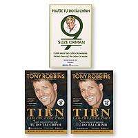 Bộ Sách 3 Cuốn 9 Bước Tự Do Tài Chính + Tiền làm chủ cuộc chơi 7 bước đơn giản để đạt được tự do tài chính (2 tập)