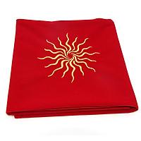 Khăn Trải Bàn Bài Tarot Sun Mini Cao Cấp