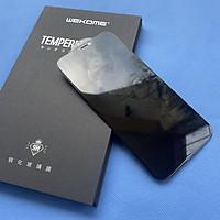 Kính cường lực chống nhìn trộm full màn hình cho Apple iPhone 12 Pro Max 6.7 chính hãng Kingkong WK hộp full box.