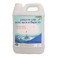 Dung dịch sát khuẩn Anolyte loại 5 lít