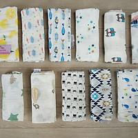 Set 2 Khăn tắm xô 100% cotton