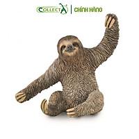 Mô hình thu nhỏ: Lười - Sloth, hiệu: CollectA, mã HS 9651390[88898] -  Chất liệu an toàn cho trẻ - Hàng chính hãng