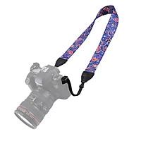 Dây đeo máy ảnh họa tiết độc DDMA