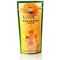 Muối Tắm Spa Vitamin C Trắng Sáng Da Argussy (300g)