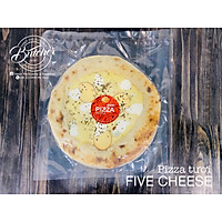 [Chỉ giao HN] PIZZA 5 CHEESE/ PHO MAI NGŨ VỊ