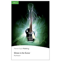 Level 3: Ghost In The Guitar Book And MP3 Pack (Pearson English Graded Readers)