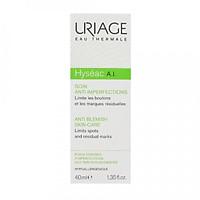 Kem trị mụn bọc, mụn viêm, ngăn ngừa sẹo và giảm nhờn Uriage Hyséac A.I. 40ml
