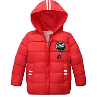 Kids Clothes Boys Jacket Coat For Children Outerwear Clothing Casual Baby Girls Clothes Autumn Winter Parkas