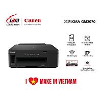 Máy in phun đơn năng Canon GM2070- Hàng chính hãng