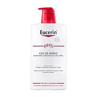 Sữa Tắm Và Rửa Mặt Dành Cho Da Nhạy Cảm Eucerin Ph5 1000ml