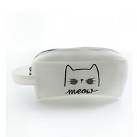 Hộp bút Meow da PU