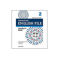 American English File: Level 2: Teacher's Book with Testing Program CD-ROM