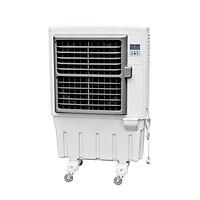 Quạt điều hòa hơi nước & phun sương Sunmax GAC3600A2 (Hàng chính hãng)