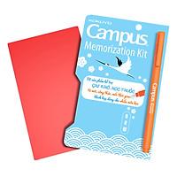 Bộ Sản Phẩm Ghi Nhớ Campus Memorization Kit MMK-01
