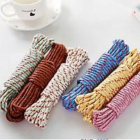 Cuộn 10m dây dù treo đồ tiện dụng (màu ngẫu nhiên )
