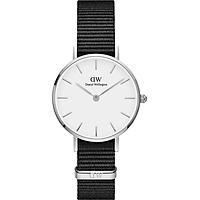 Đồng hồ nữ DANIEL WELLINGTON PETITE CORNWALL SILVER WHITE 28MM DW00100252
