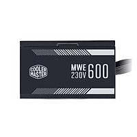 Nguồn máy tính Cooler Master MWE 600 WHITE V2 - 80 Plus WHITE - Hàng chính hãng