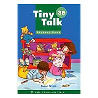 Tiny Talk 3: Student Book B