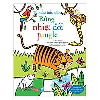 Tô Màu Bóc Dán - Rừng Nhiệt Đới - Jungle