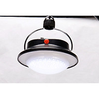 Đèn LED tròn cầm tay sạc điện đa năng (ĐI PHƯỢT, DÃ NGOẠI, CẮM TRẠI BAN ĐÊM)- Tặng móc khóa tô vít đa năng