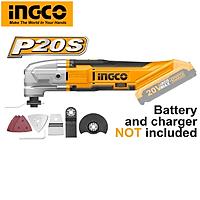 Máy cắt góc đa năng dùng pin 20V INGCO CMLI2001